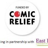 Comic Relief - EECF Logo